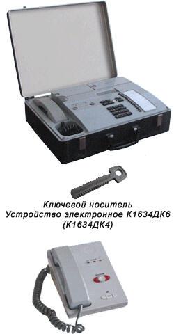 Оборудование для организации экстренной защищенной связи по телефонным сетям общего пользования Е-57