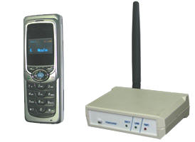 Устройство передачи шифрованных голосовых сообщений в сети Интернет ПАТ-IP