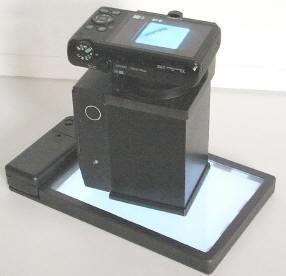 Мобильный комплект для фотосъемки следов на месте происшествия ПАПИЛОН-ФОСКО