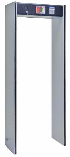 Многозонный стационарный арочный металлодетектор SmartScan C18