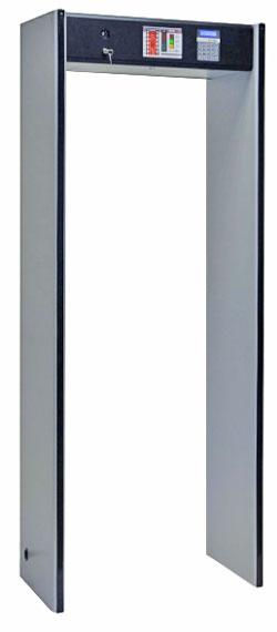Многозонный стационарный арочный металлодетектор SmartScan B6