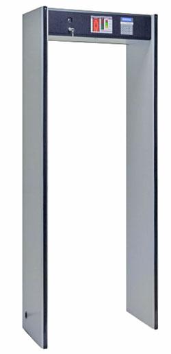 Уличный многозонный арочный металлодетектор SmartScan C18WP