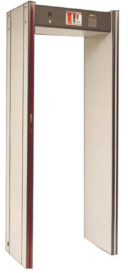 Арочный металлодетектор SVP