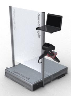 Переносной ручной инфракрасный сканер GameChanger iR (с функцией металлодетекции)
