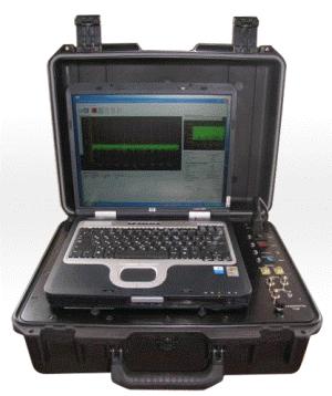 Комплекс для проведения проверок выполнения норм эффективности защиты речевой информации Гриф-мини