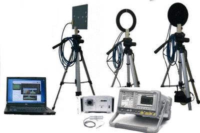 Комплекс для проведения специальных исследований на побочные электромагнитные излучения и наводки (ПЭМИН) Легенда-05М