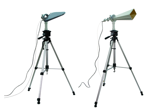 Антенный измерительный комплект АИК 1-40А