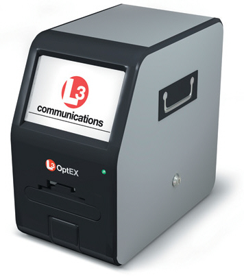 Система обнаружения взрывчатых веществ L-3 Communications  OptEX