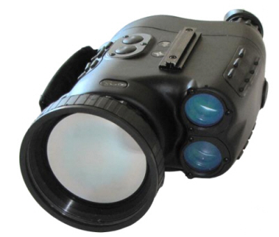 Портативная тепловизионная камера-дальномер Сыч-4