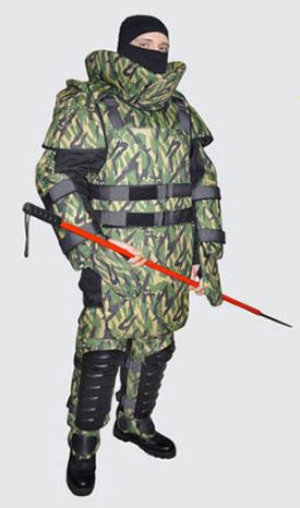 Взрывозащитный костюм БУЧА