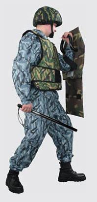 Бронещит  ШТУРМ-2