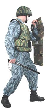 Бронещит ШТУРМ-3