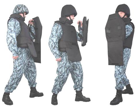 Бронещит ШТУРМ-5