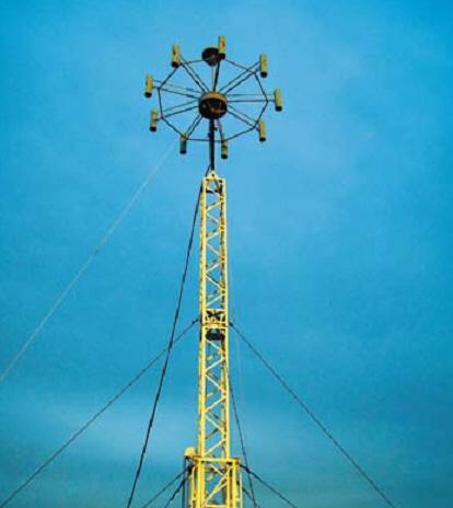 Стационарная станция радиомониторинга и пеленгования АРК-ССТ (АРЧА)