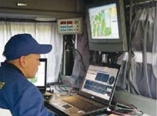 Мобильная станция радиомониторинга и пеленгования АРК-МС1 (АРГУМЕНТ)