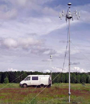 Транспортируемый радиопеленгатор АРК-МП4 (АРТИКУЛ-М4)