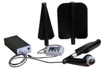 Носимый измерительный комплекс радиомониторинга и пеленгования АРК-НК5И