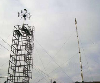 Стационарная измерительная станция радиомониторинга и пеленгования АРК-ССИ (АРЧА-И)