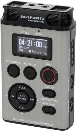 Цифровой портативный аудиорекордер Marantz PMD-620