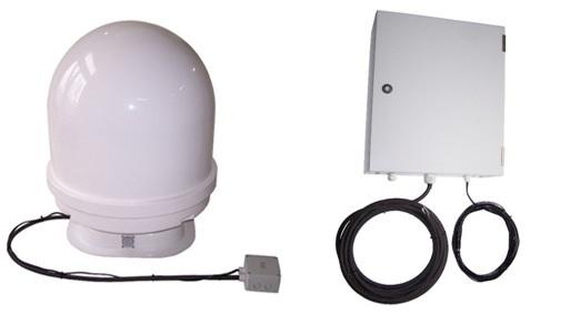 Блокиратор радиоуправляемых взрывных устройств GRIPHON QUADRO ST