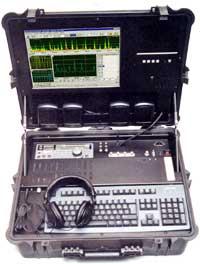 Комплекс обнаружения радиоизлучающих средств и радиомониторинга КРОНА-8000