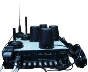 Аппаратура радиоэлектронного комплекса защиты от радиоуправляемых изделий ПЕЛЕНА-7