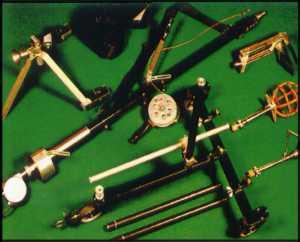 Набор механических приспособлений для перемещения взрывоопасных устройств СВ-1314