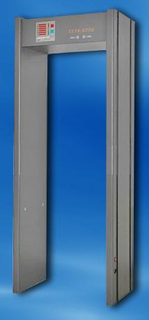 Арочный металлодетектор CS-DII