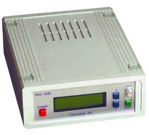 Устройство защиты телефонных линий и помещений от прослушивания Цикада-М