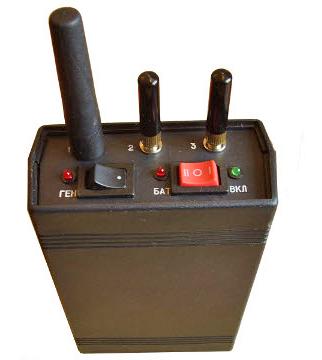 Автоматическое устройство обнаружения и подавления мобильного телефона БАРРАКУДА-3G