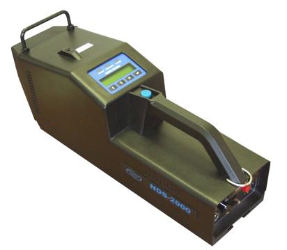 Портативный детектор наркотиков NDS-2000