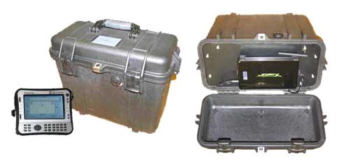 Радар для обнаружения живых людей Rescue Radar LS-RR02