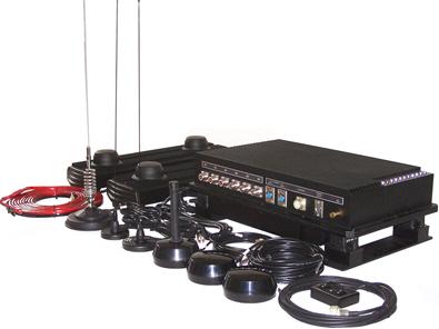 Блокиратор радиоуправляемых взрывных устройств автомобильный GRIPHON-10Т