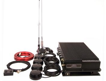Блокиратор радиоуправляемых взрывных устройств автомобильный GRIPHON-8Т
