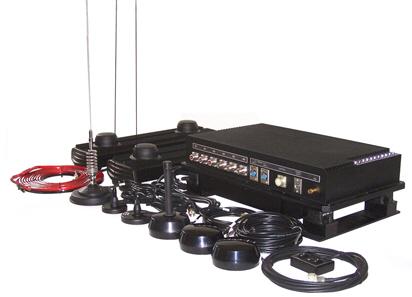 Блокиратор радиоуправляемых взрывных устройств автомобильный GRIPHON-9T