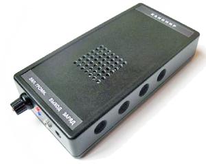 Комбинированный блокиратор диктофонов и акустических каналов группы мобильных телефонов Канонир
