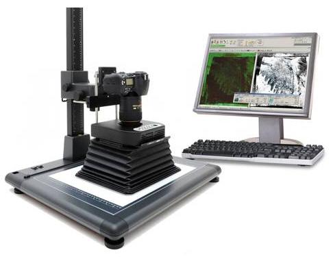Система регистрации и обработки отпечатков пальцев Foster+Freeman DCS 4