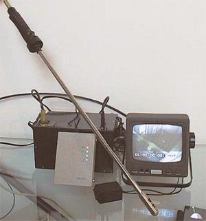 Комплекс КЛЕЙМО для видеоконтроля маркированных поверхностей