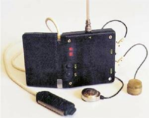 Скрыто носимая аналого-цифровая радиостанция