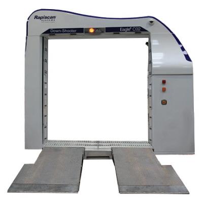 Система рентгеновского досмотра автомобилей RAPISCAN EAGLE C02 DOWNSHOOTER