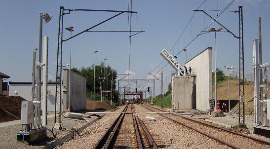 Рентгеновские установки серии Rapiscan Eagle R60 и Rapiscan Eagle R90 для досмотра железнодорожных вагонов