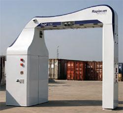 Система рентгеновского досмотра автомобилей Rapiscan EAGLE C02