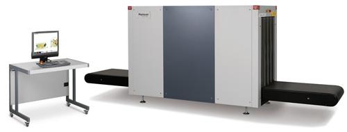 Рентгеновская установка Rapiscan 624XR для досмотра багажа и посылок