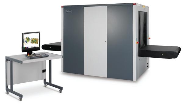 Рентгеновская досмотровая установка Rapiscan 627XR