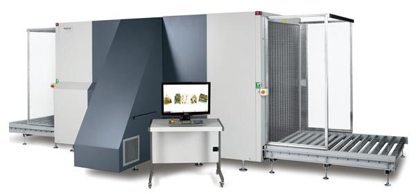 Рентгеновская установка Rapiscan 632XR