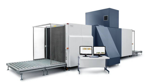 Рентгеновская установка Rapiscan 638DV