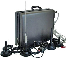 Аппаратура защиты от радиоуправляемых взрывных устройств Пелена-6А