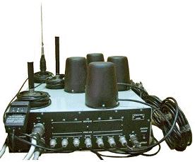Аппаратура подавления радиоуправляемых взрывных устройств Пелена-7МГ