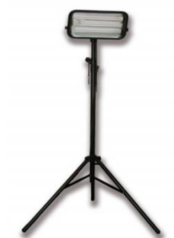 Аккумуляторный портативный  прожектор Макси 9000