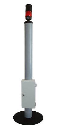 Пешеходный радиационный монитор СРК-АТ2327